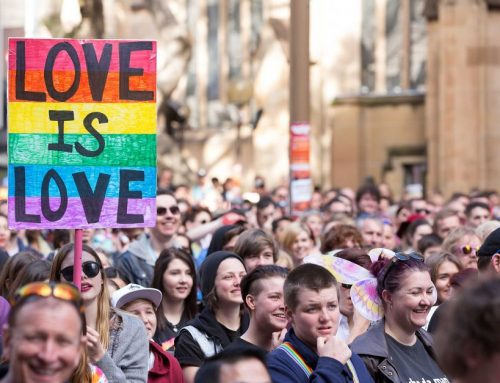 Australians Decide If Gay & Lesbian People Can Marry